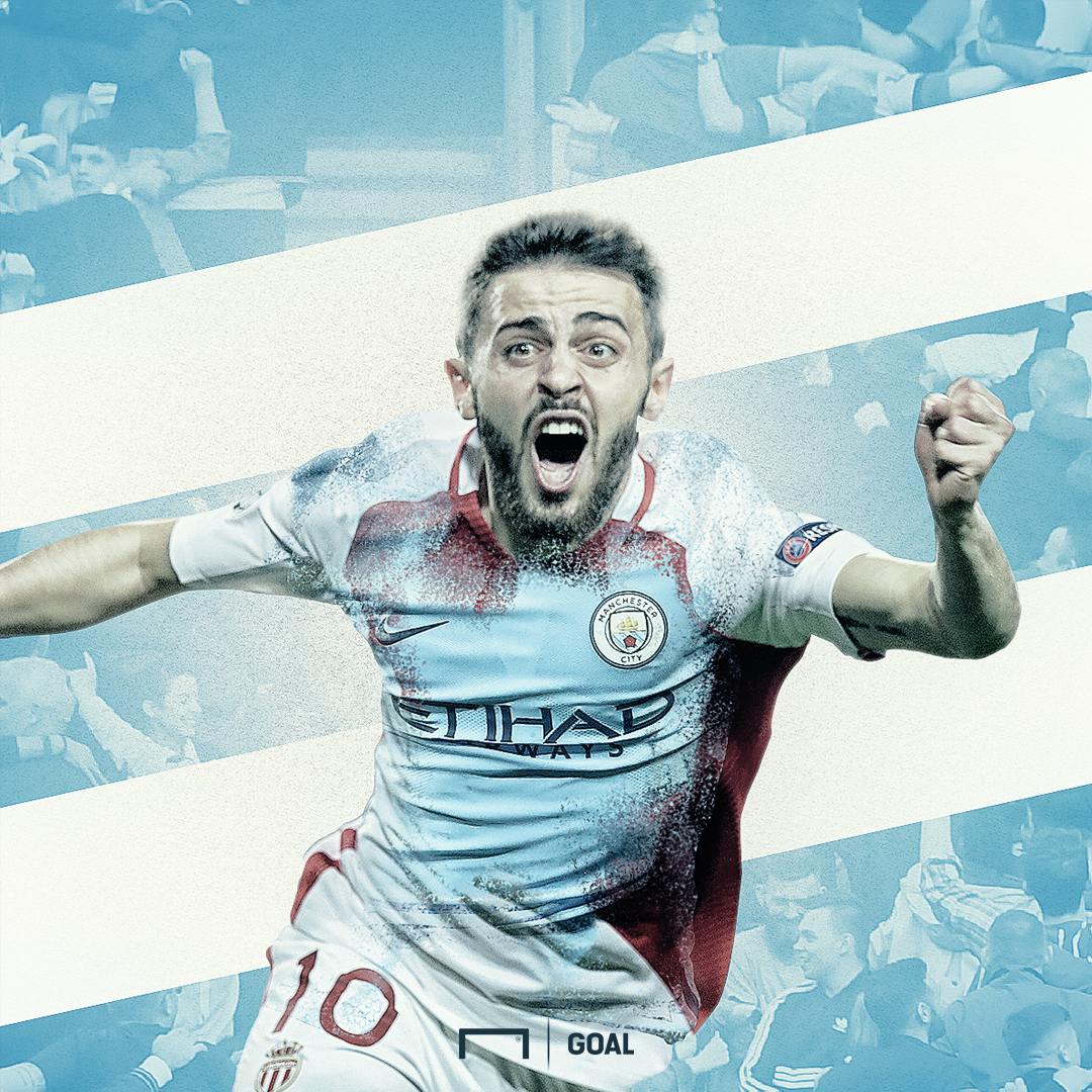Bernardo Silva SQUARE graphic