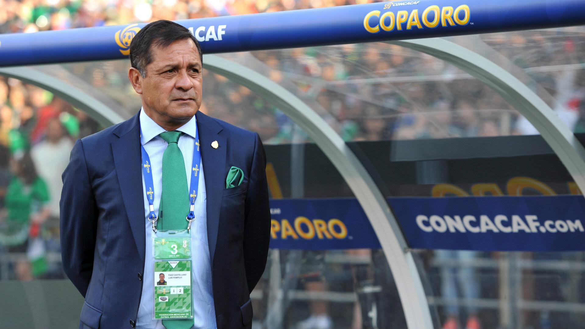 Luis Pompilio Paez Mexico