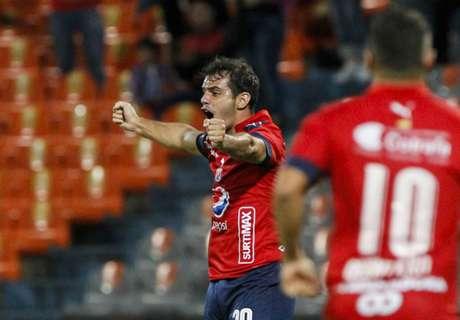 Medellín resucitó en Libertadores