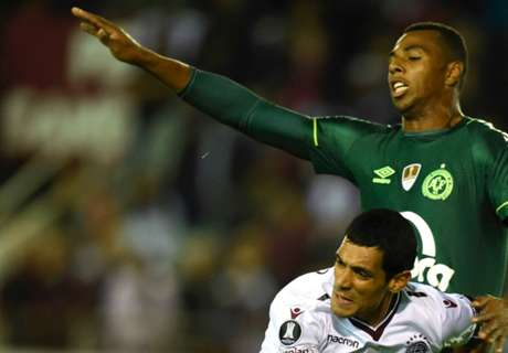 Patzer kostet Chapecoense die Copa