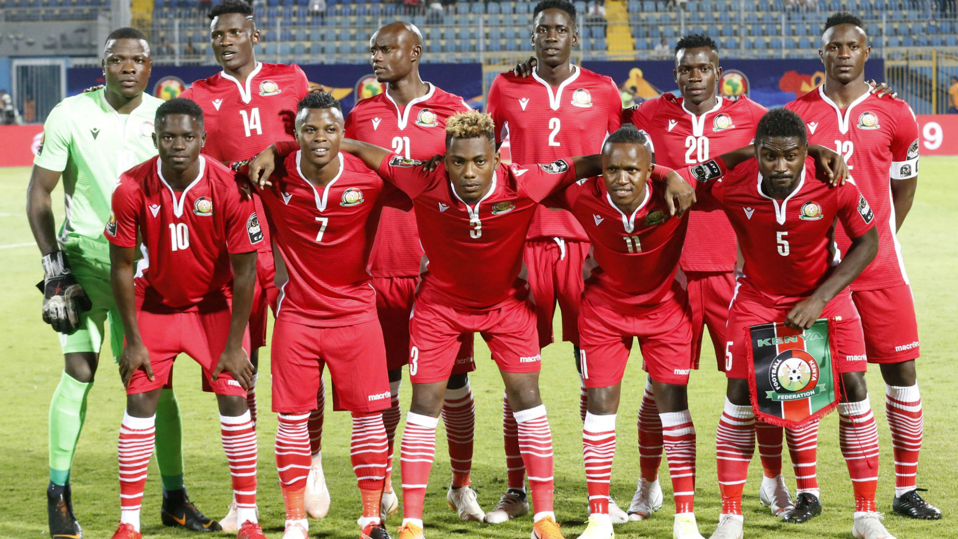 'It's never over till it's over! – Twitter reacts as Harambee Stars fall to Algeria in Afcon opener