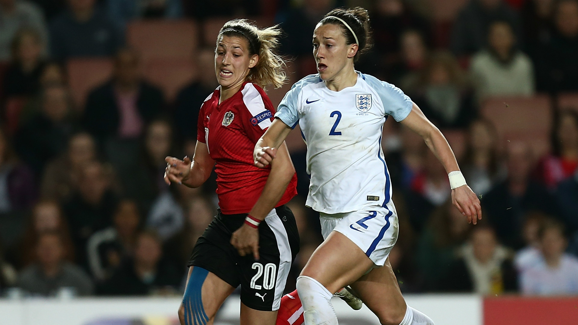 2017 05 kickoff time for national championship game - Lucy Bronze England