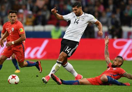 Confed Cup: Can für Gruppenfinale fit