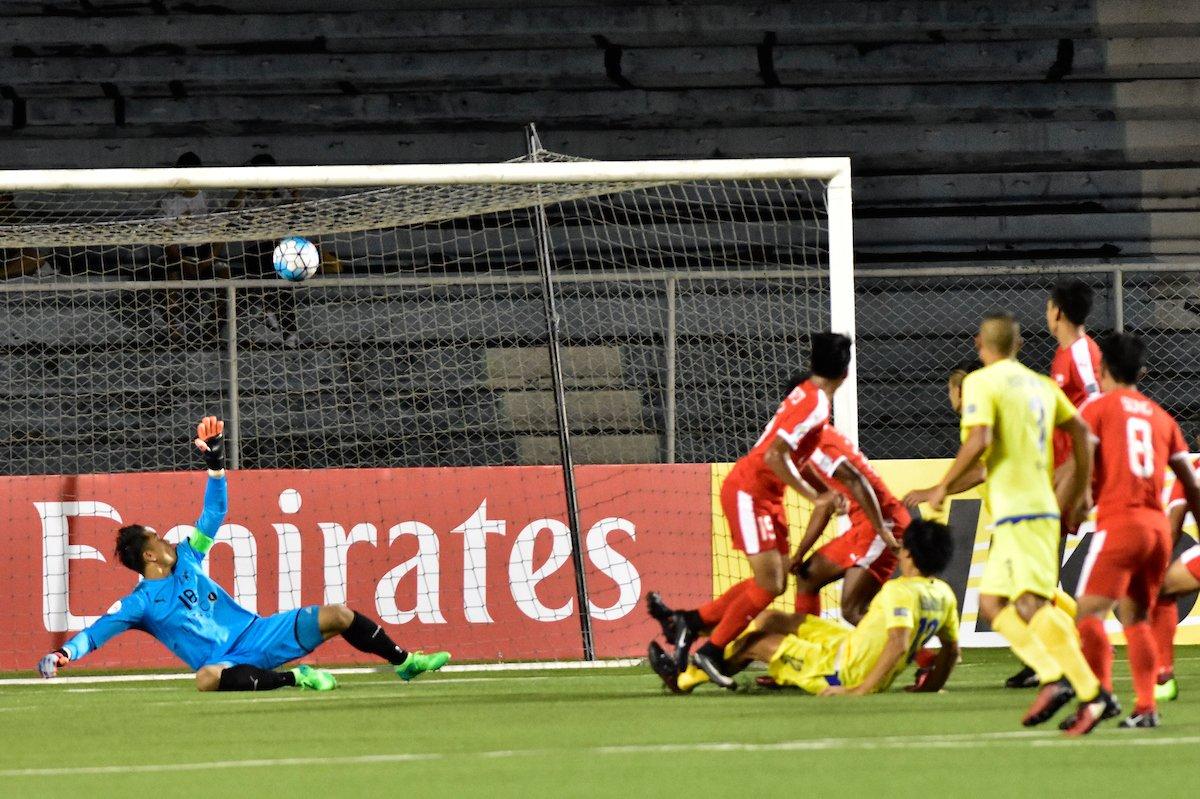 Global FC vs Home United