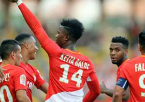 Keita Balde (Monaco): Balde opened his account for Monaco in the 2-0 win over Caen in Ligue 1 on Saturday. The Senegal attacker netted his first goal of the season as he helped Monaco to a 2-0 victory. It took the West African until his seventh appeara...