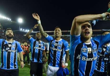 Gremio gewinnt Copa Libertadores