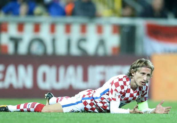 Luka Modrić opet je vukao, ali bio je nemoćan sam