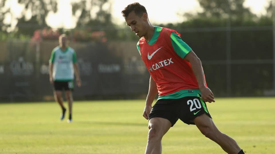 Trent Sainsbury Socceroos 2018