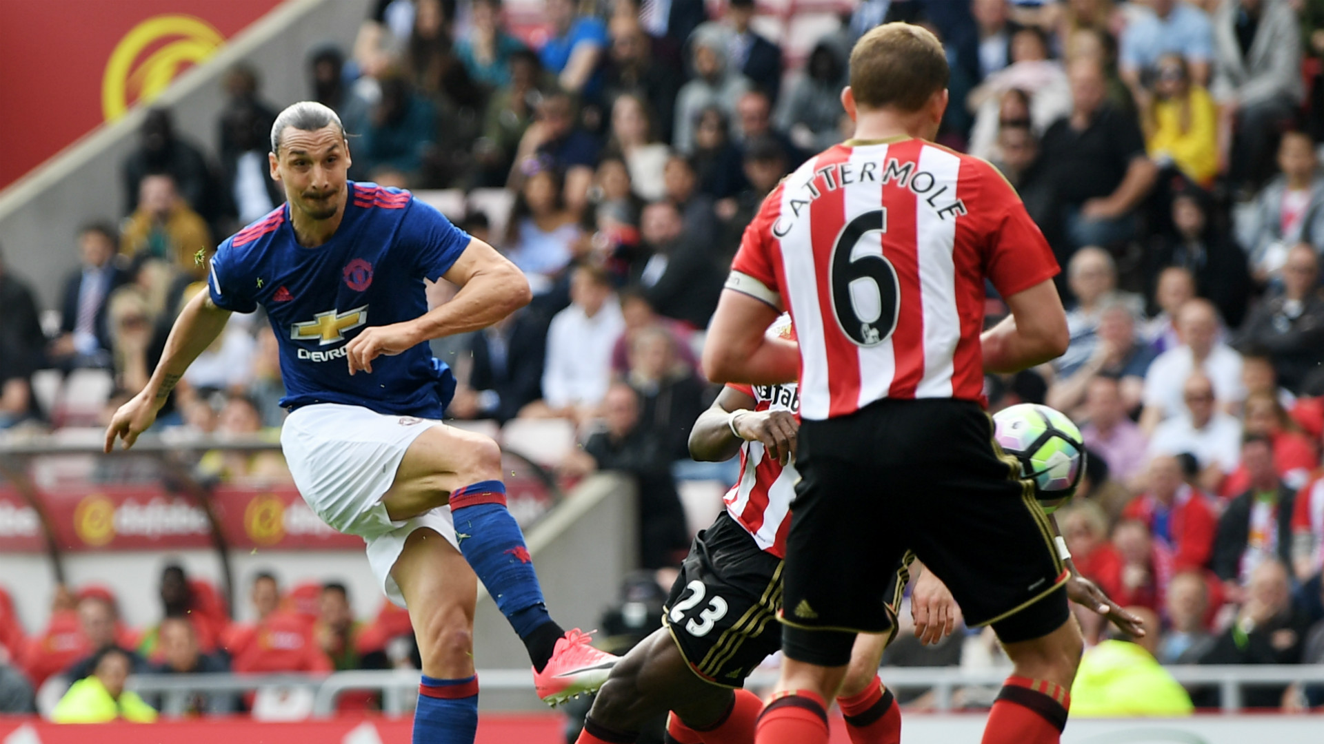 Manchester United-Everton, sfogo di Ibra nel post partita: