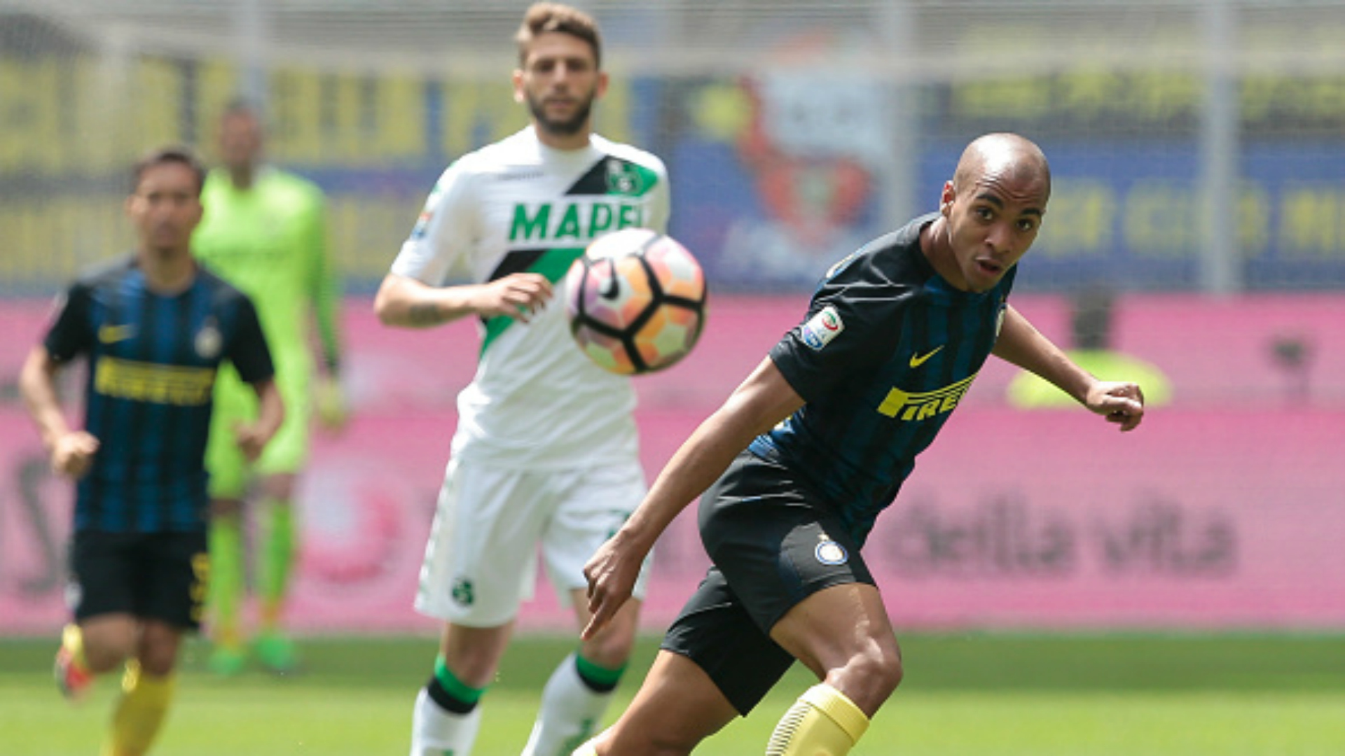 INTER SASSUOLO streaming gratis: vedere partita in diretta video rojadirecta
