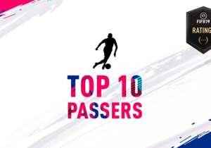 Vier Tage vor der offiziellen Veröffentlichung von FIFA 19 hat EA Sports die besten Passgeber des Spiels veröffentlicht. Auch ein Deutscher hat es in die Top-10 geschafft!
