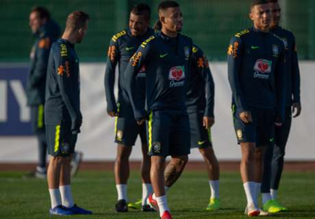 Arthur and Roberto Firmino in line for Brazil starts?