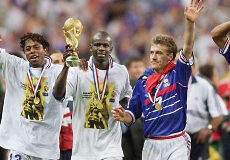 Thuram: World Cup draw gives France a chance