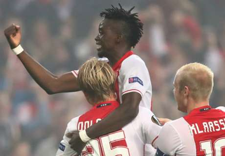 Traore & Dolberg must step up for Ajax