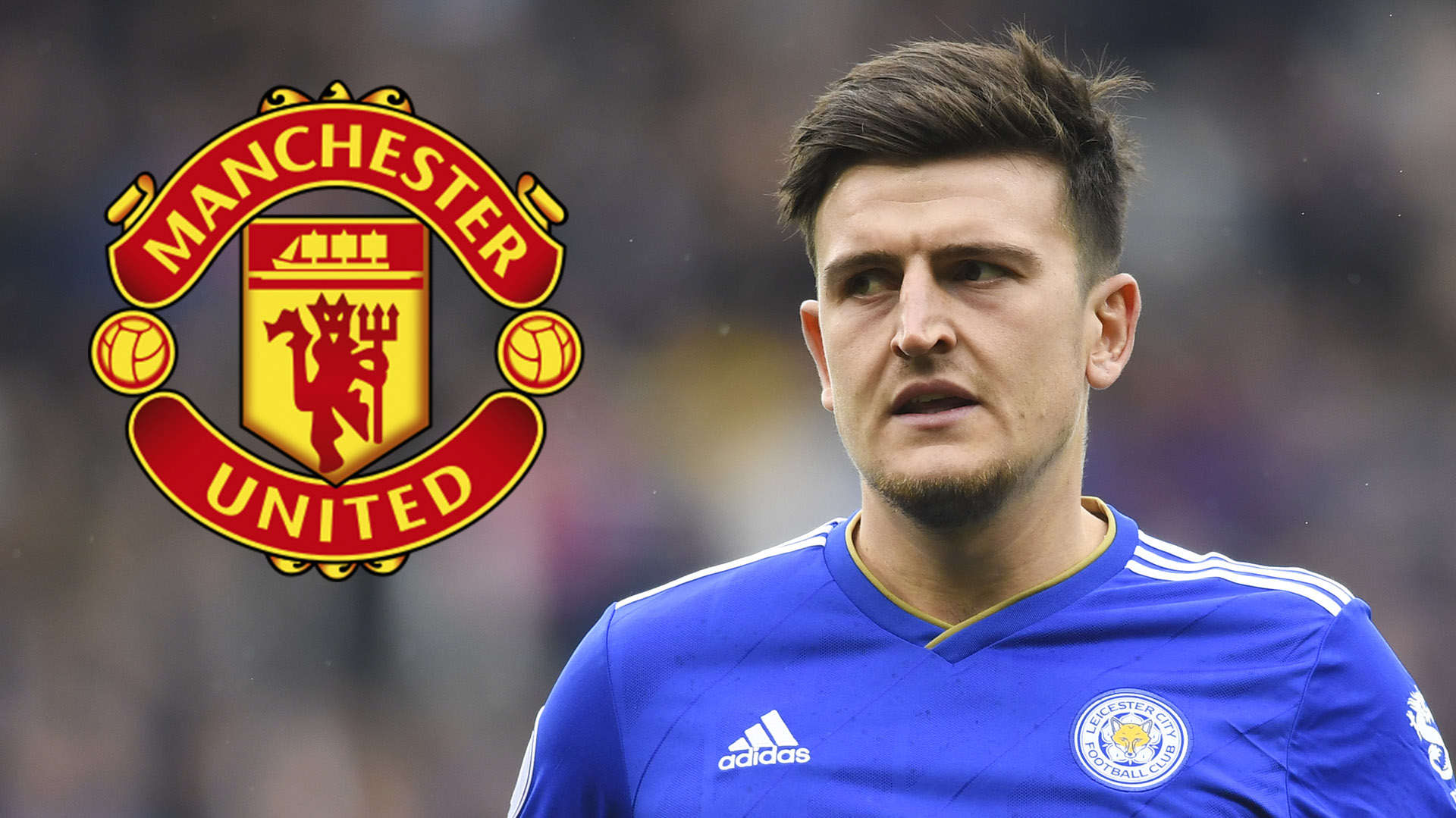 Mercato - Leicester : Brendan Rodgers confirme un accord avec Manchester United pour Harry Maguire