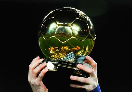 The stars snubbed for Ballon d'Or