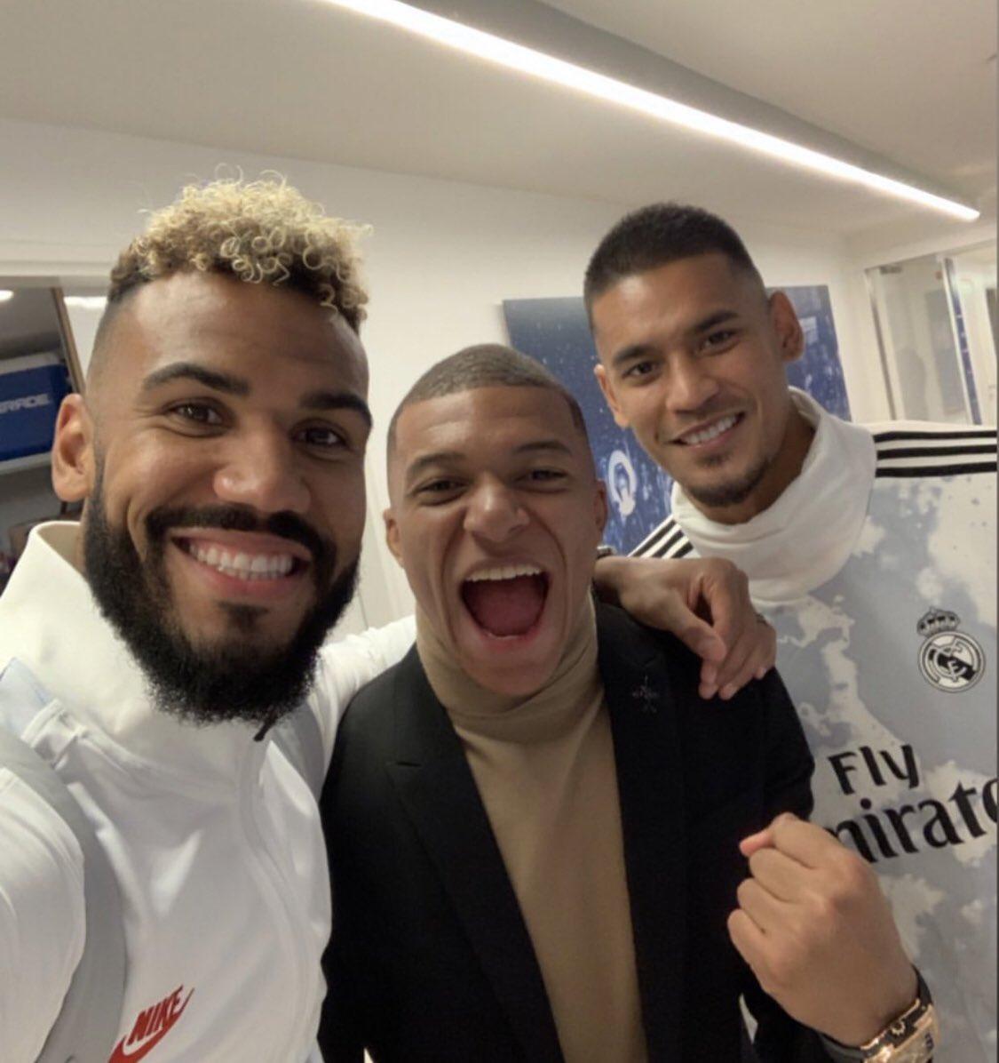 Real Madrid : Alphonse Areola s'excuse pour son selfie avec Kylian Mbappé et Eric Maxim Choupo-Moting
