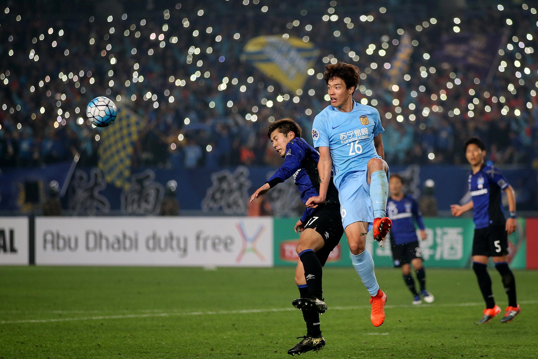 Jiangsu vs Gamba Osaka