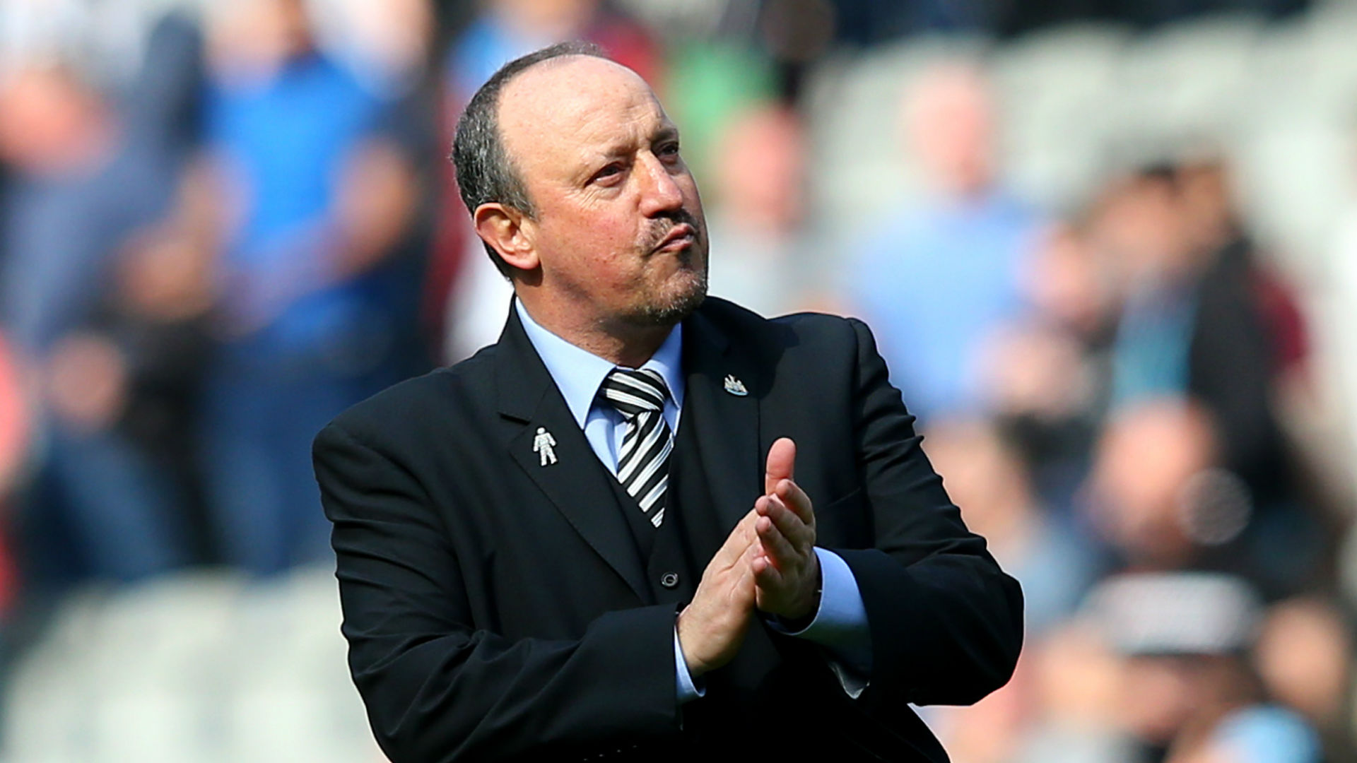 Former Liverpool & Newcastle boss Benitez wants Premier League return