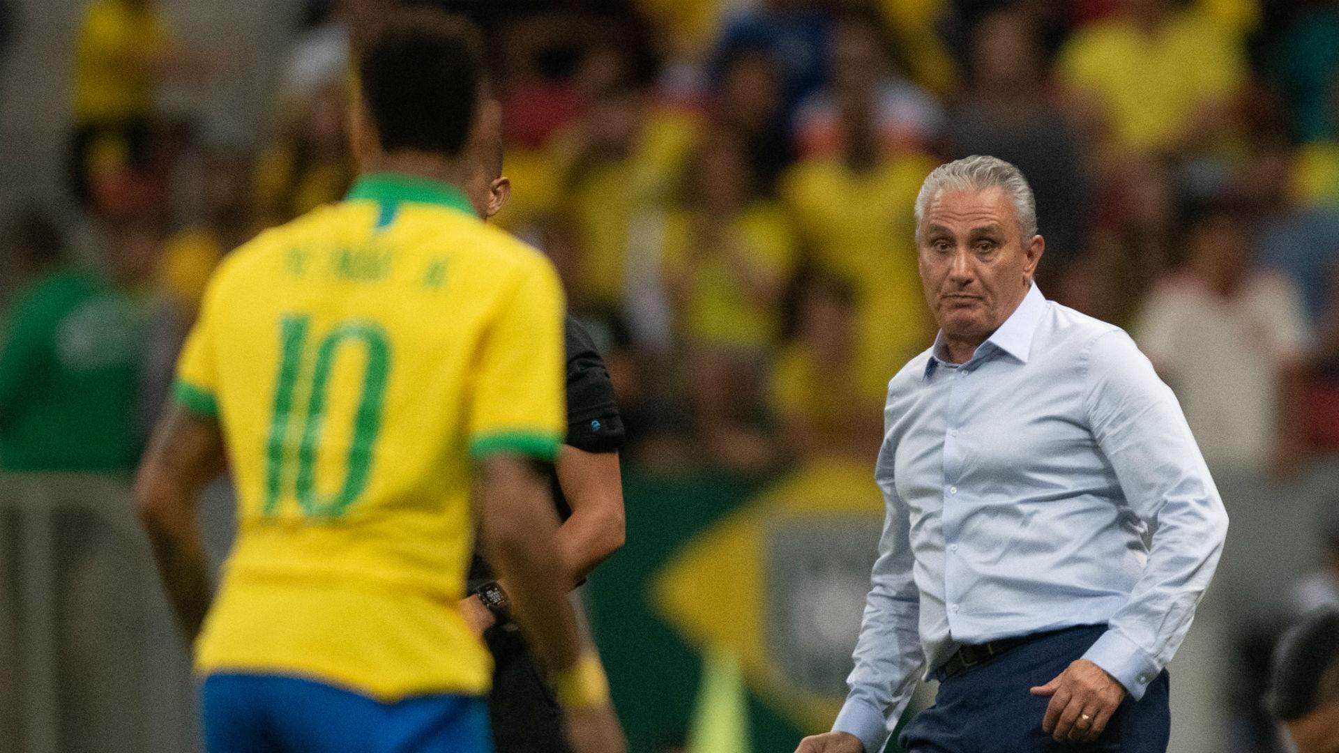 """VIDEO - Tite : """"Neymar est le troisième meilleur joueur du monde"""""""