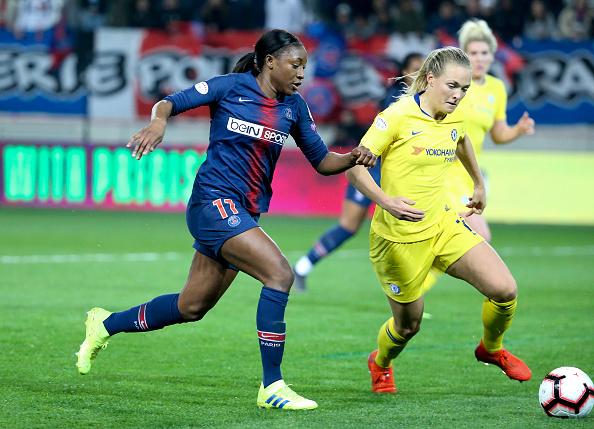 Le PSG affrontera Braga en 16es de finale de la Ligue des champions féminine