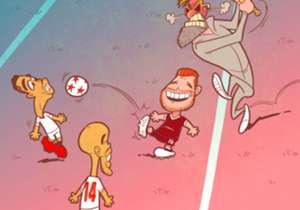 Jurgen Klopp merasa berang dengan kegagalan anak asuhnya memetik poin penuh di markas Sevilla meski sudah unggul tiga gol di babak pertama. Eks pelatih Borussia Dortmund itu pun menyindir timnya dengan menyebut pemain Liverpool berhenti bermain sepakbo...