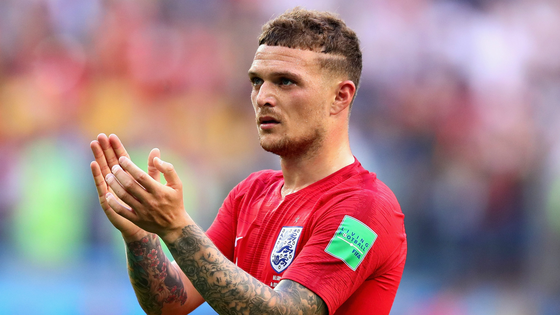 Trippier thrilled to work under Simeone after completing Atletico Madrid switch