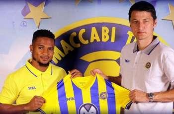 Maccabi Tel Aviv sign Nigeria forward Ofoedu from Eskisehirspor