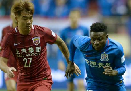 Martins scores first AFC Champions League goal