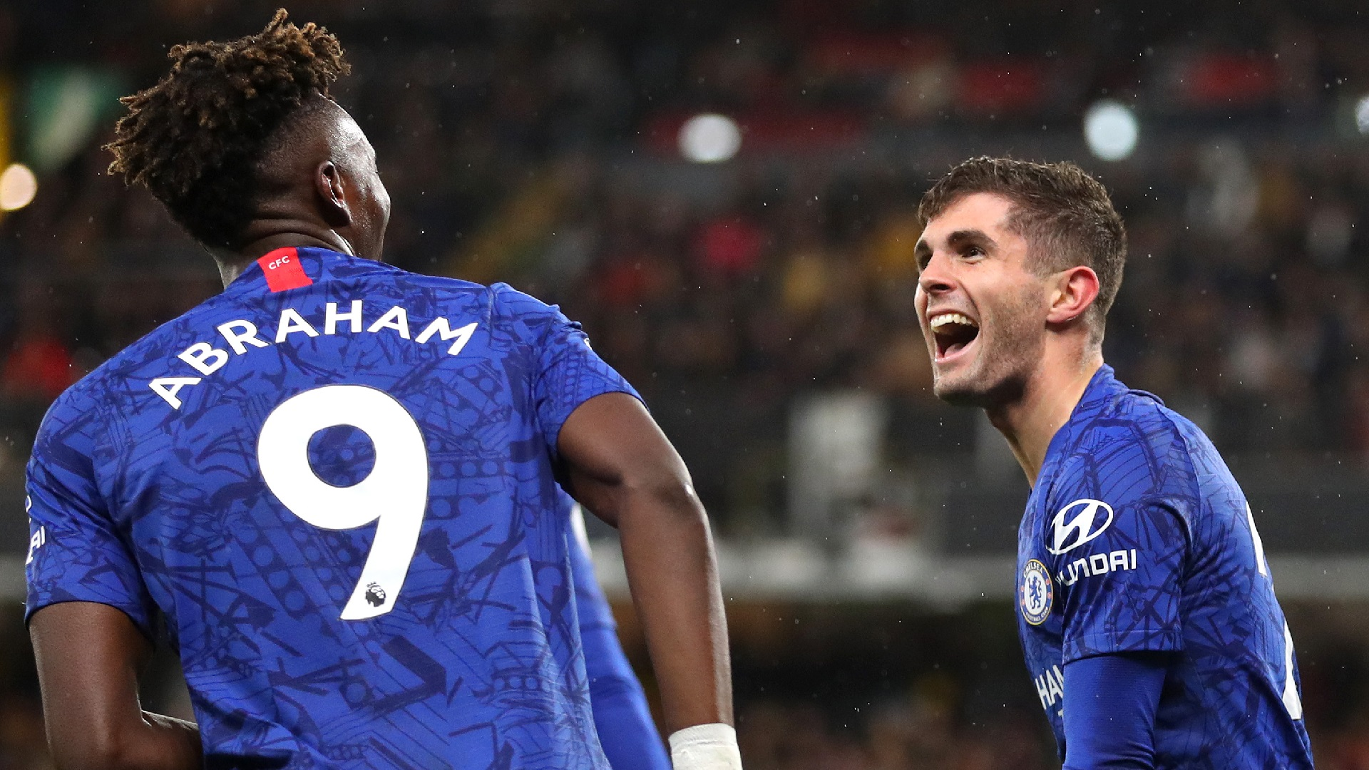 'It is so much fun' - Pulisic says Chelsea's young guns are loving life under Lampard
