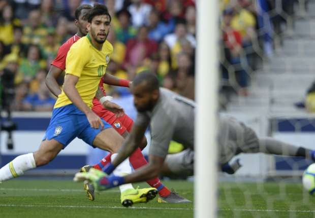 WATCH: Brazil 1-1 Panama - Lucas Paqueta bags first Selecao goal