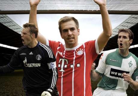 Voetballers van het Jaar in Duitsland