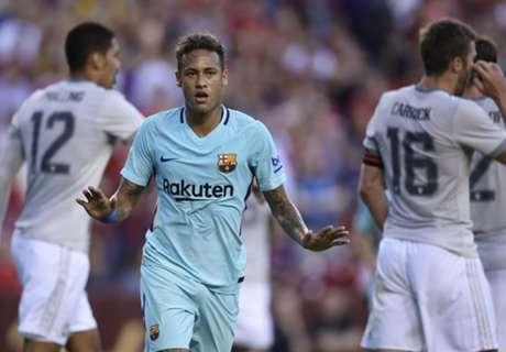 Barcelona Tekuk Manchester United