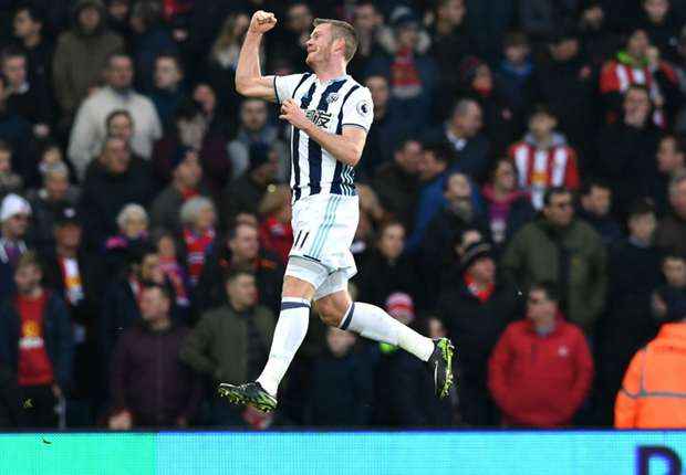 West Brom 2-0 Sunderland: Fletcher and Brunt help Baggies sink Black Cats