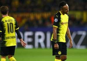 Borussia Dortmund nimmt den Schwung aus der Bundesliga nicht mit in die Königsklasse und kassiert gegen Titelverteidiger Real Madrid die zweite Pleite im zweiten Spiel. Hier kommen die besten Bilder aus dem Signal Iduna Park.
