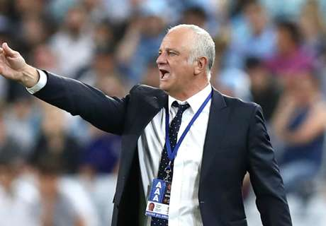 Graham Arnold: I have thick skin
