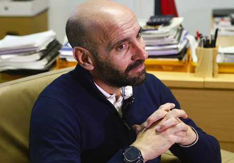 Monchi verlaat Sevilla voor Roma
