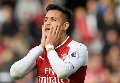 Transfer latest: Arsenal players want Alexis gone