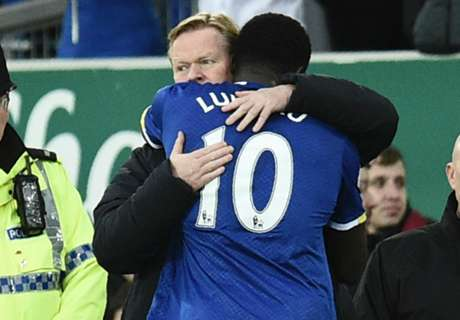 Koeman: Everybody loves Lukaku