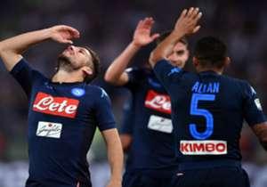 Anche la EA Sports si è accorta del Napoli: salgono i ratings a FIFA 18, con tre giocatori azzurri tra i migliori 100. Ma quali sono tutti i valori dei partenopei?