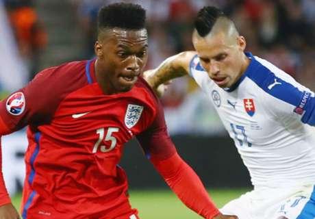창의력 없는 잉글랜드, 조 1위 놓쳤다