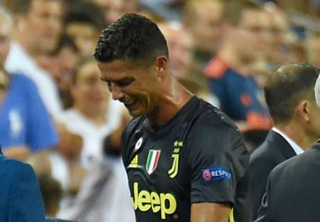 How many UCL matches will Ronaldo miss?
