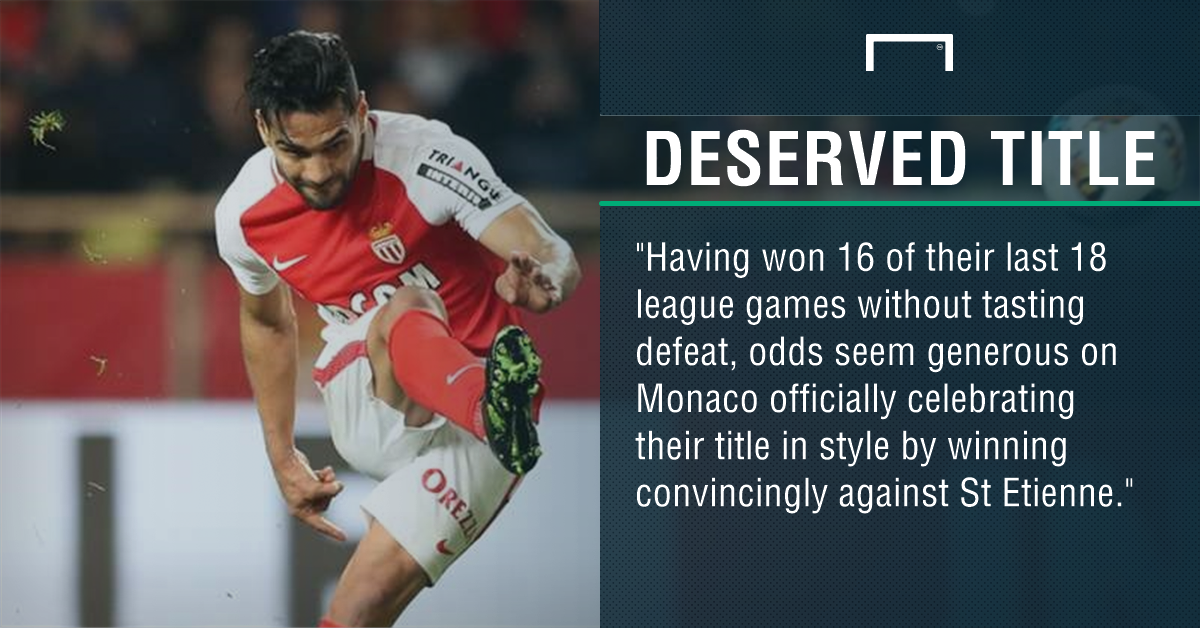 GFX Monaco St Etienne betting