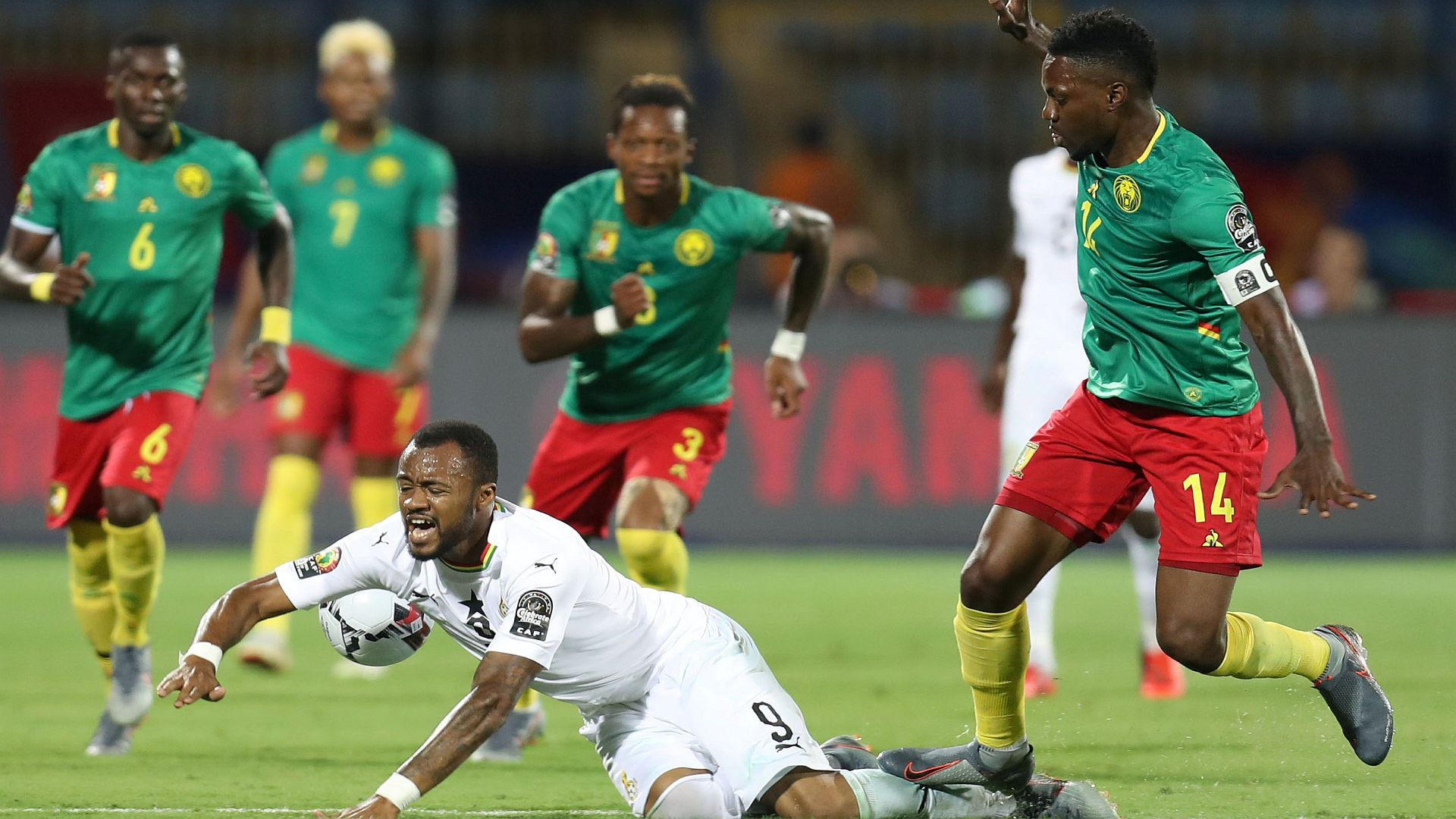 Afcon qualification: Cameroon held by Cape Verde at home