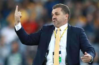 Ange Postecoglou speaks about Socceroos future: 'No one is talking about my back three'