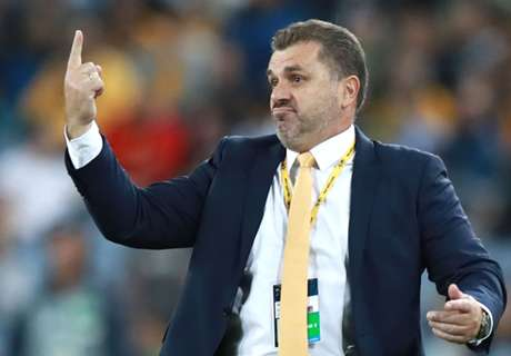 Ange finally speaks about Socceroos future