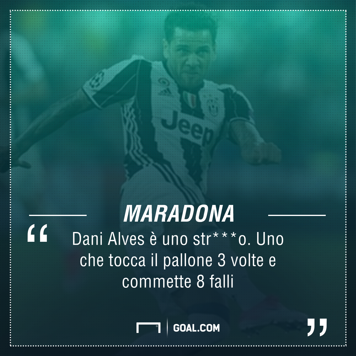 Dani Alves Maradona PS
