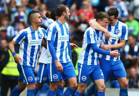 Brighton promoted to Premier League