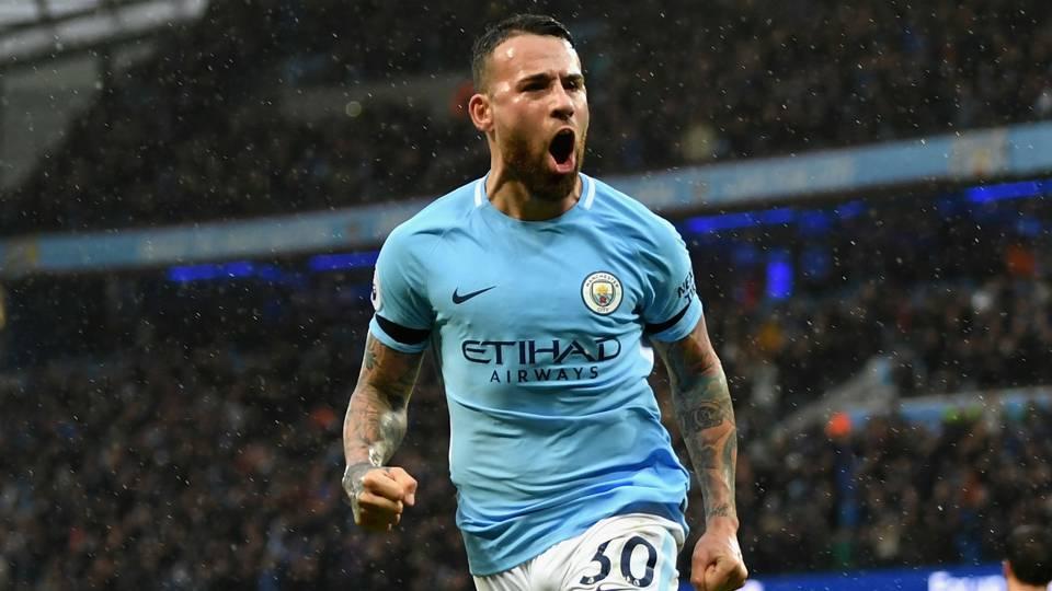 Nicolas Otamendi Manchester City