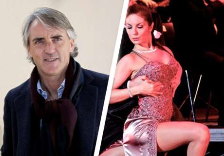 Mancini snubs Leicester to... dance?!